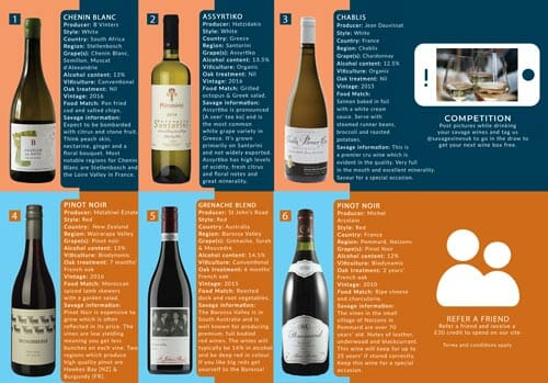 Wine Subscription UK