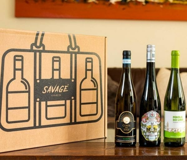 Wine Subscription - Savage Vines