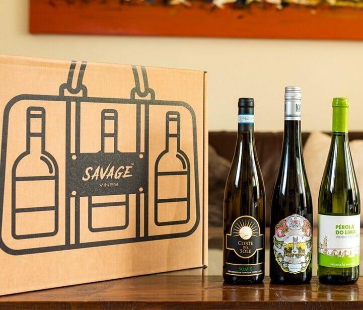 Wine Subscription - Savage Vines