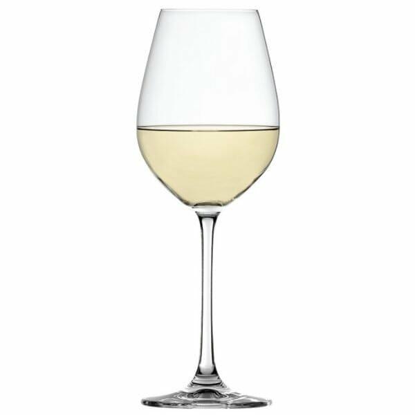 white wine glasses - spiegelau