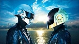 Daft Punk Savage Vines Music and Wine Pairing