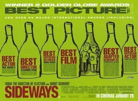 Top 5 Wine Films - Sideways