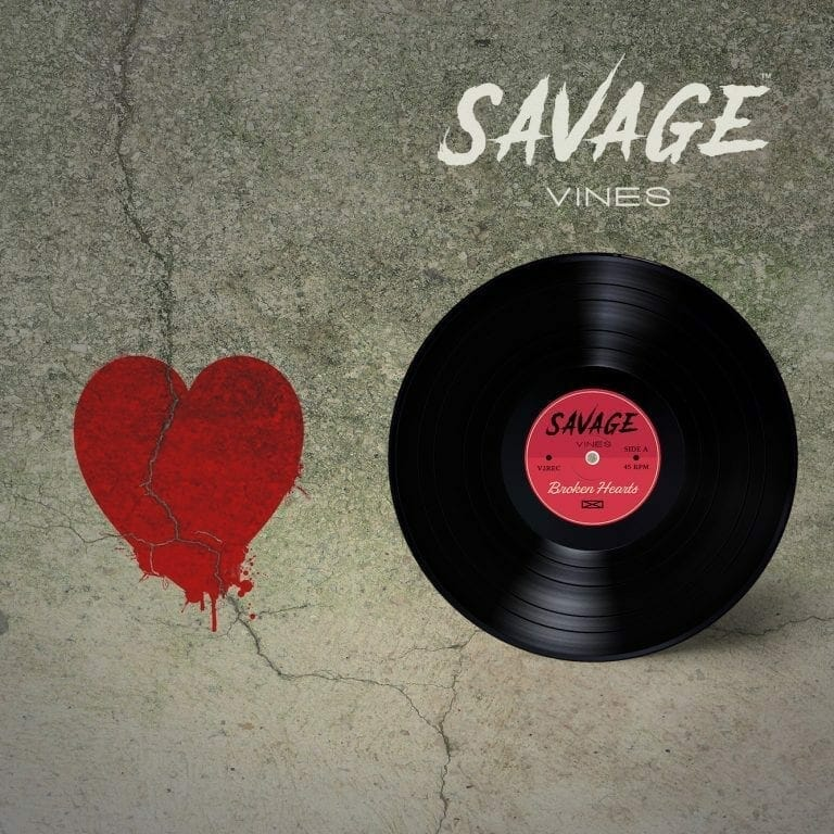 Savage Vines - Playlist - Broken Hearts