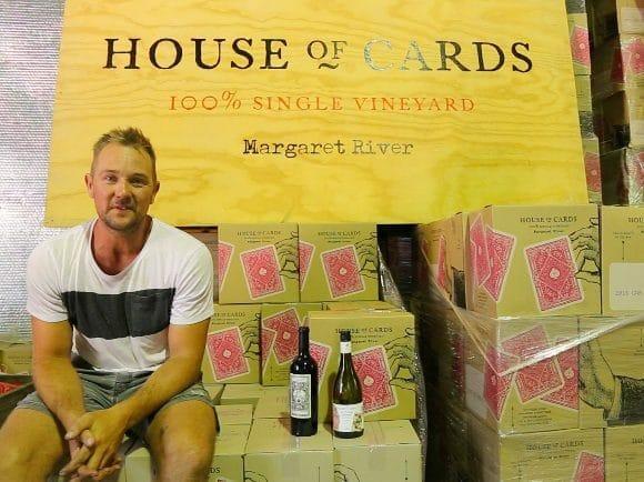 Western Australian Wines - House of Cards UK importer