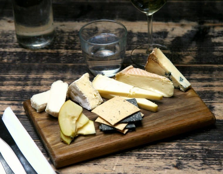 Cheese Board For Wine