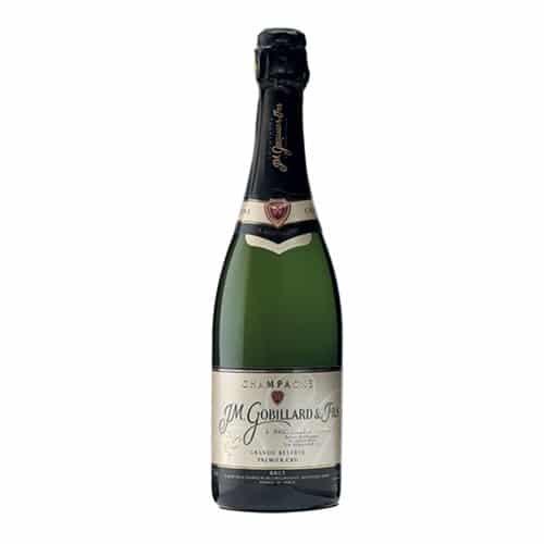JM Gobillard Brut Grande Reserve | Drive to Champagne | Buy Champagne Online UK
