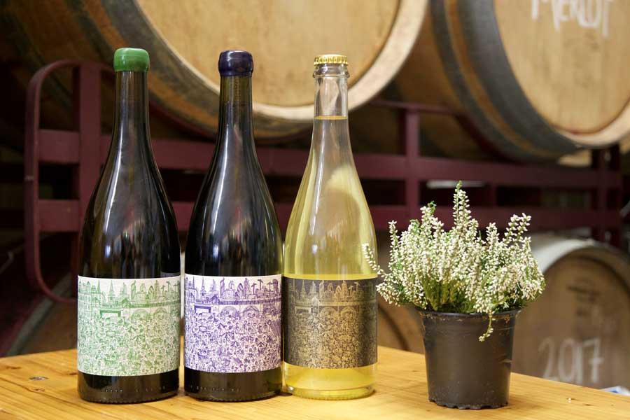 Urban Wineries London - Renegade Urban Winery Bar