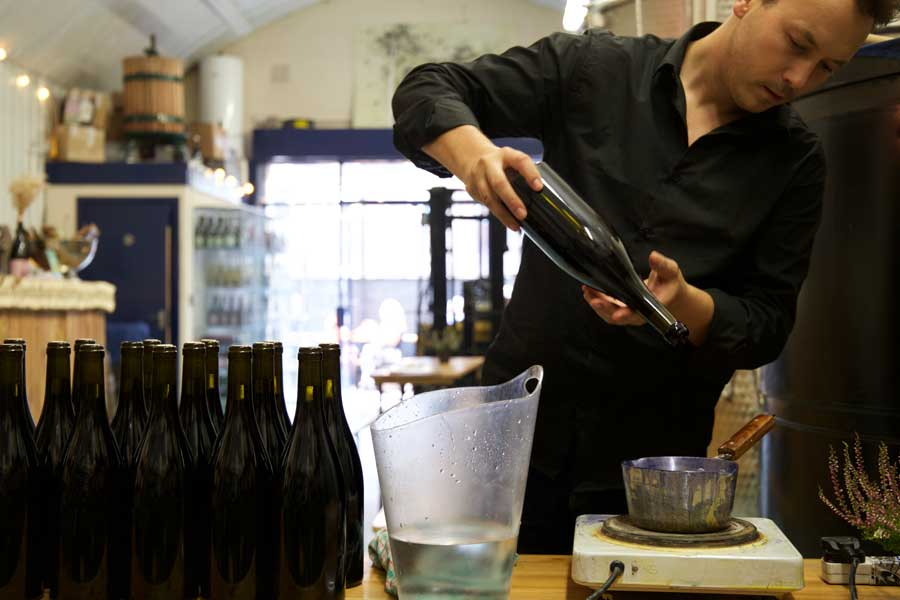 Urban Wineries London - Renegade Wine Bar