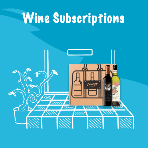 Wine Subscription Gift - Christmas Wine Gifts - Savage Vines