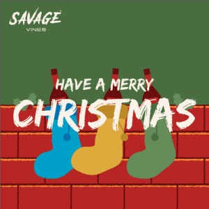 Wine Gift Card - Christmas Wine Voucher - Savage Vines