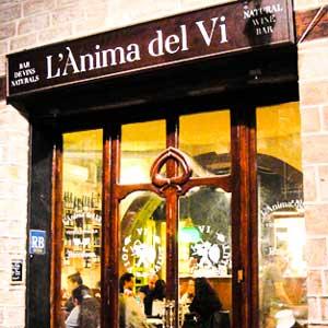 Best Wine Bars in Barcelona | L'Anima Del Vi