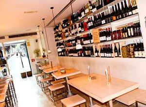 Best Wine Bars in Barcelona | Viblioteca