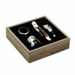 Legnoart Wine Gift Set | Legnoart Corkscrew