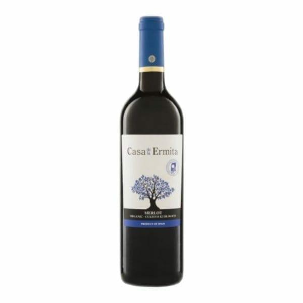 Casa Ermita Merlot | Spanish Organic Wine