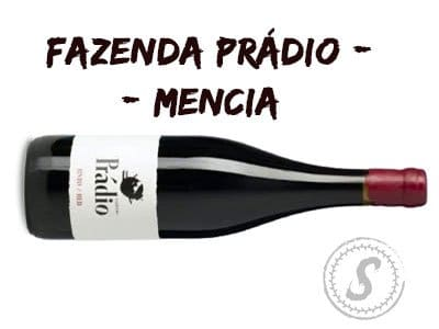 Fazenda Praidio Mencia Wine | Spanish red wine