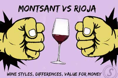Rioja Vs Montsant Wine | Learn About Spanish Wine | Savage Vines