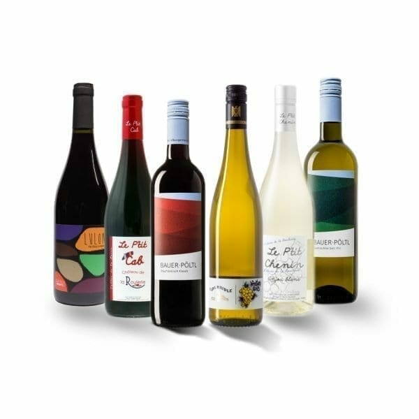 Organic Wines - Mixed 6 Bottle Case | Savage Vines