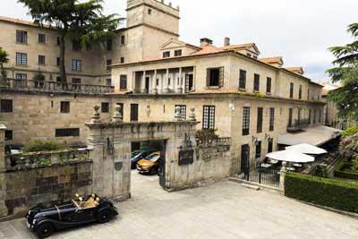 Visit Galicia | Rias Baixas | Parador de Pontevedra Hotel