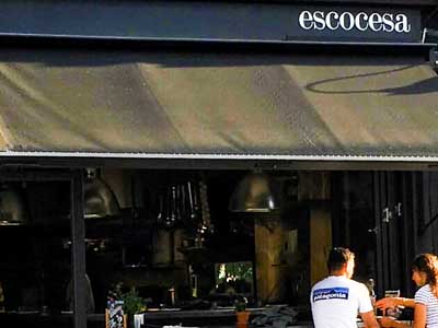 best london restaurants | escocesa stoke newington