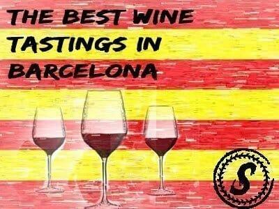 wine tasting barcelona | visit barcelona | wine subscription