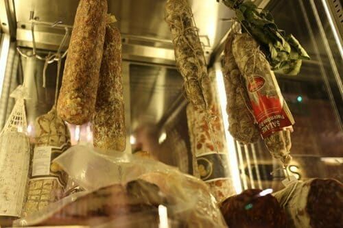 Bottles Wine Bar London | Italian Charcuterie