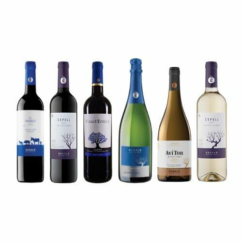 Organic Spanish Wines | Mixed Case