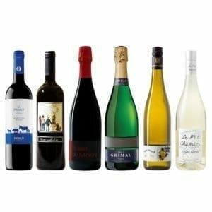 Organic Wine Six Bottles