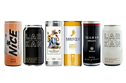 Wine In A Can | Buy Canned Wine Online