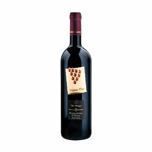Manus Plere Montepulciano | Organic Wine