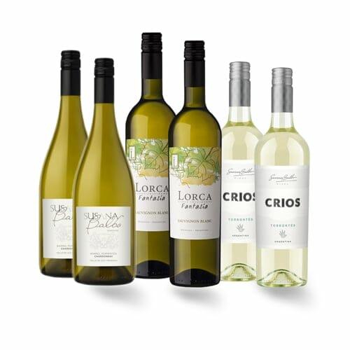 White Wine Argentina   Savage Vines