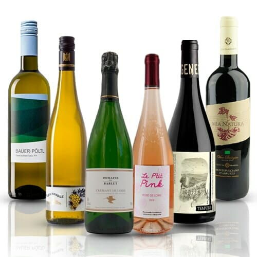 6 Month Wine Subscription