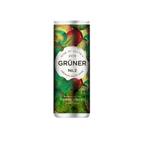 Canned Wine Co Gruner