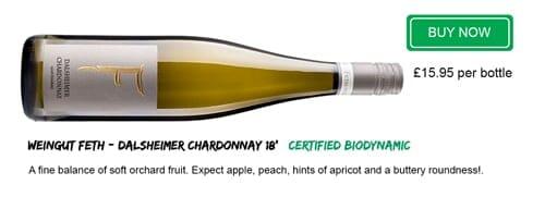 Weingut Feth Chardonnay | Bio-dynamic German Wine