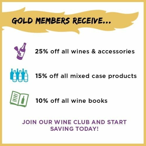 Wine Club UK | Membership Benefits Gold