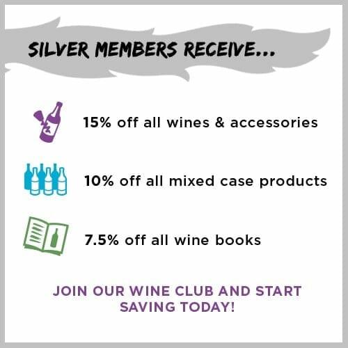Wine Club UK | Membership Benefits Bronze