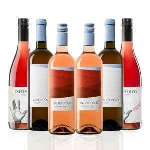 Austrian Mixed Case | Rose