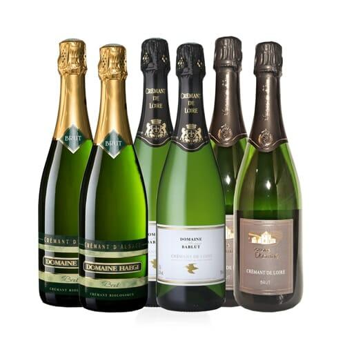 French Organic Sparkling Wine