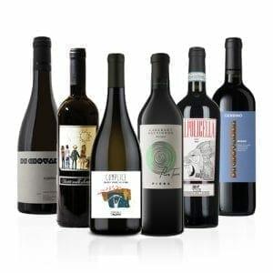 Italian Mixed Case | Organic Red Wine