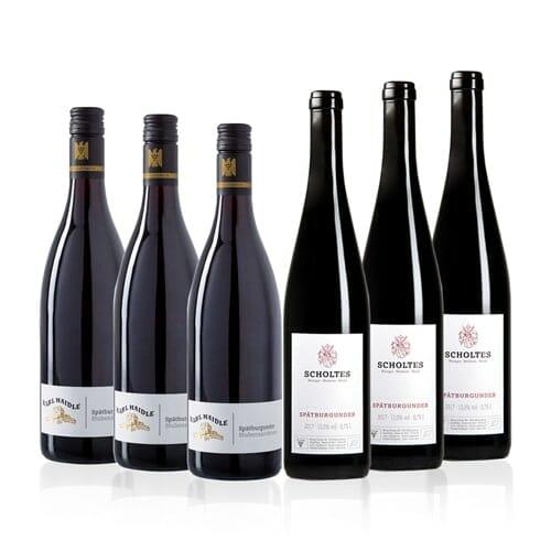 Organic German Pinot Noir | Mixed Case