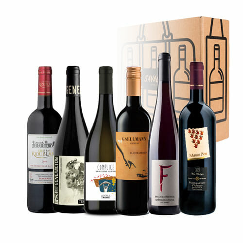 Red Wine Subscription