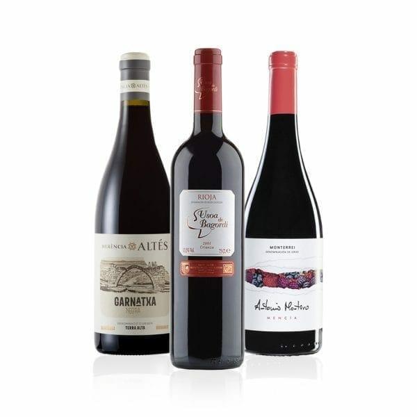 Organic Spanish Red Wine