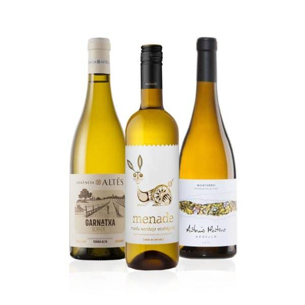Spanish Organic White Wine