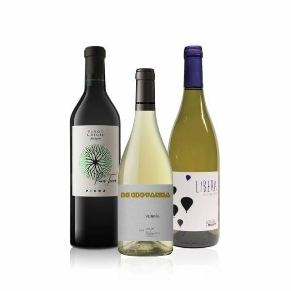 Organic Italian White Wine