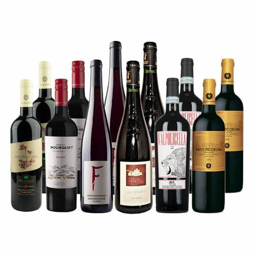 Premium Red Wines | Case Of Wine
