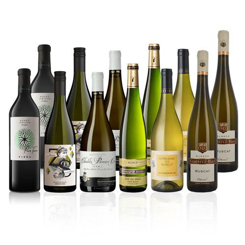 Premium White Wines | Savage Vines