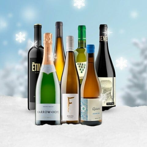 Savage Vines Christmas Wines