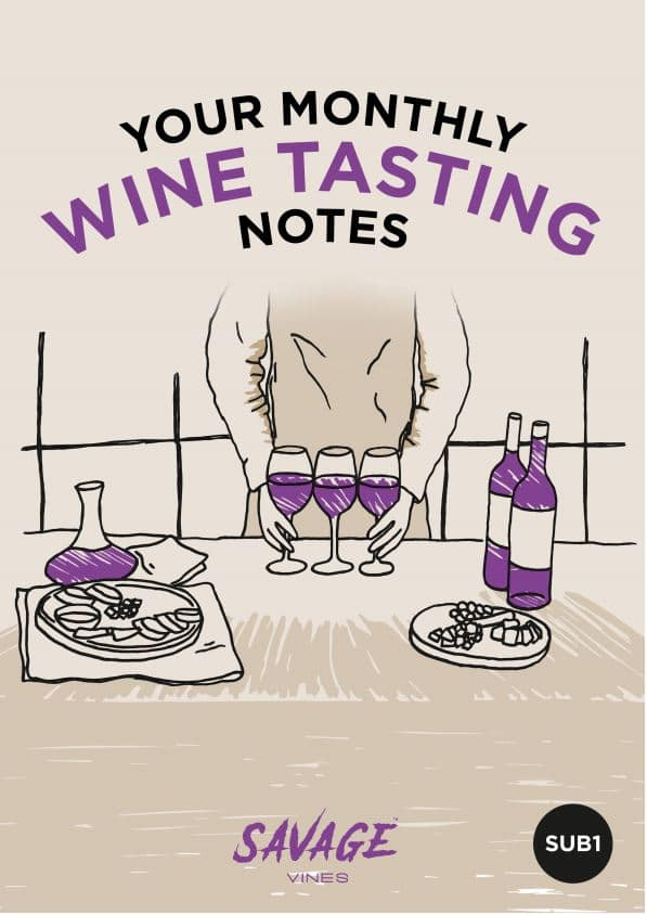 Tasting Notes Cover