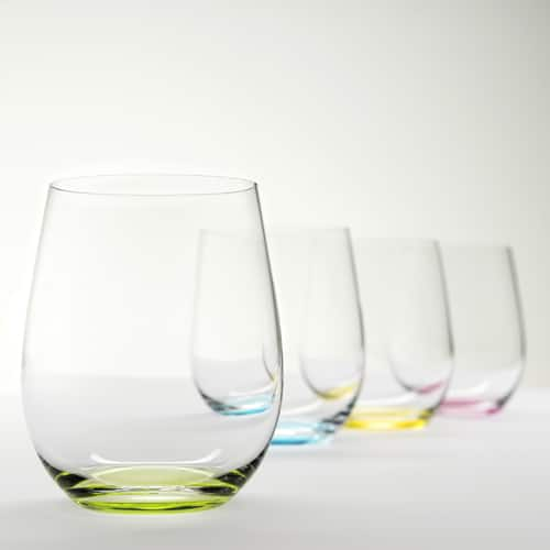Riedel Happy O Crystal Glass Set