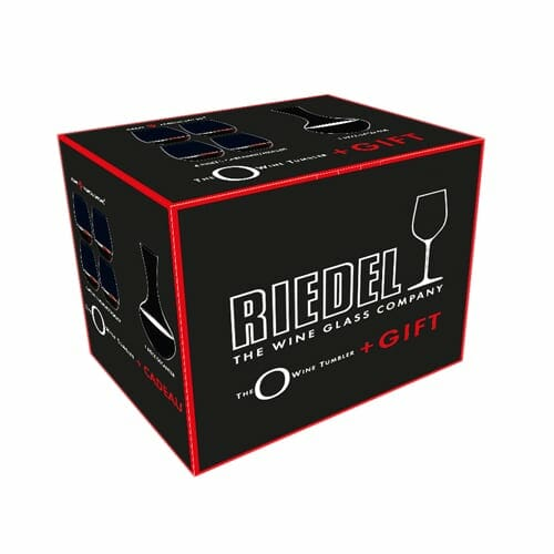 Riedel Gift Set | O Wine Tumbler With Gift