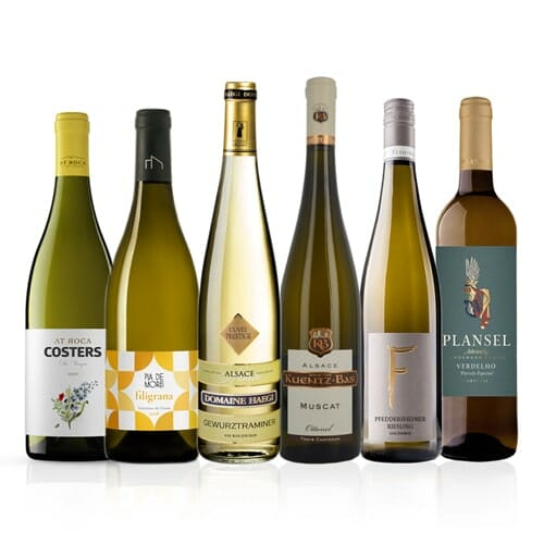 Fruity White Wine Mixed Case